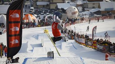 The North Face Polish Freeskiing Open 201