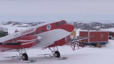 Chińczycy na razie dysponują tylko jednym samolotem, który jest w stanie funkcjonować w arktycznych warunkach, ale już ruszyli z budową lotniska na Antarktydzie