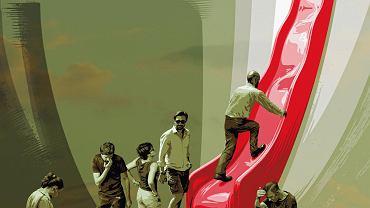 Kryzys wieku średniego: Niezrealizowane możliwości zaczynają wyć i krzyczeć. Nagle zdajesz sobie sprawę, że umrzesz