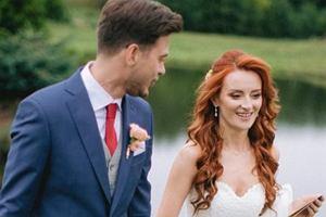 Ślub Iwony Cichosz