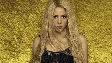 Shakira w Vanity Fair Italia