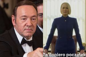 Kevin Spacey / Robin Wright w zwiastunie 'House of Cards'