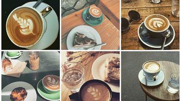 Breaking news - piję kawę (fot. Olaszka)