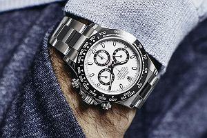 Zegarki, które wyglądają jak Rolex, ale są dużo tańsze