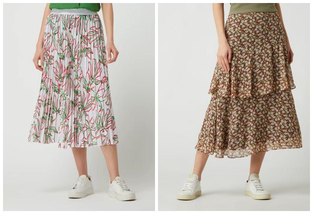 modne spódnice na lato