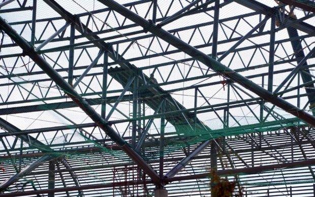 Na stadionie w Zabrzu wznowiono prace