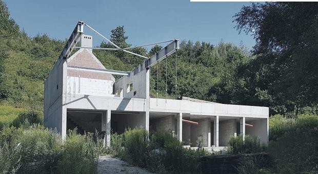 'Dom Latająca Stodoła' jest już w trakcie realizacji
