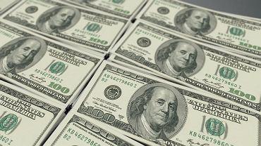 Kursy walut 22.07. Mocny spadek dolara [Kurs dolara, funta, euro, franka]