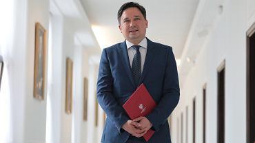 Nowy rzecznik praw obywatelskich prof. Marcin Wiącek