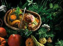 Śniadaniowe bułeczki dyniowo-orkiszowe - ugotuj