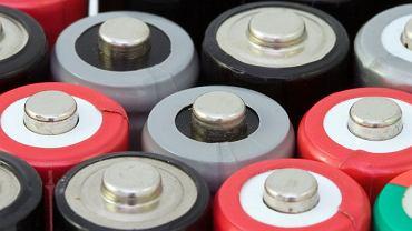 Baterie - zdjęcie ilustracyjne