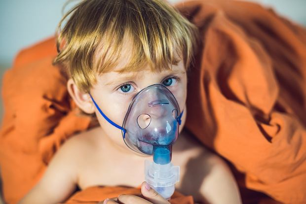Chrypka u dziecka. Jak ją leczyć?