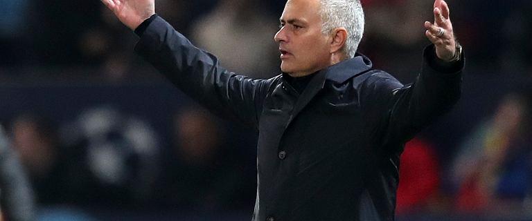 Jose Mourinho dostał zgodę na transfer od Manchesteru United. Cel numer jeden