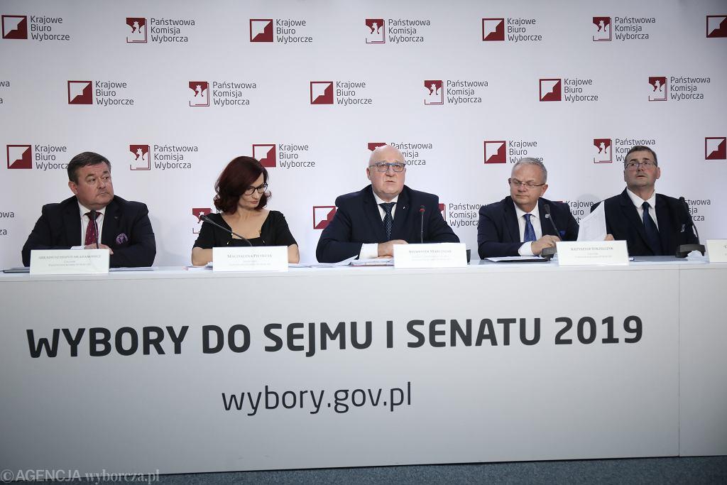 Państwowa Komisja Wyborcza (zdjęcie ilustracyjne)