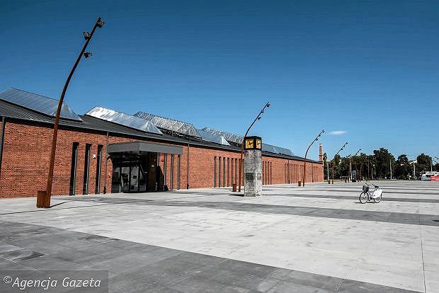 Centrum Historii Zajezdnia we Wrocławiu / Kornelia Głowacka-Wolf