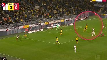 Gol Roberta Lewandowskiego w Superpucharze Niemiec