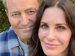 Matthew Perry, Courtney Cox