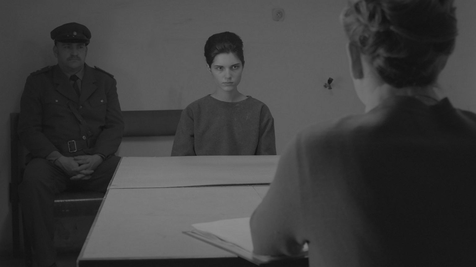 Kadr z filmu ''Ja, Olga Hepnarová''