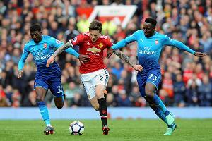 Premier League. Manchester United - Arsenal. Klasyk inny niż wszystkie