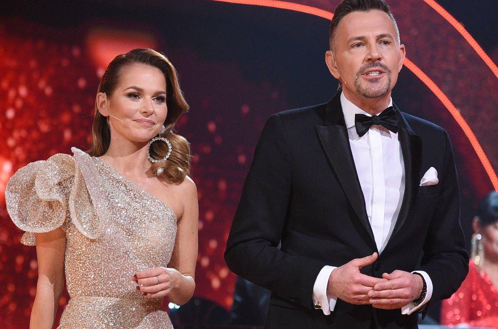 Paulina Sykut-Jeżyna i Krzysztof Ibisz