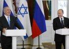 Putin zaoferował Izraelczykom gaz wysyłany do Polski