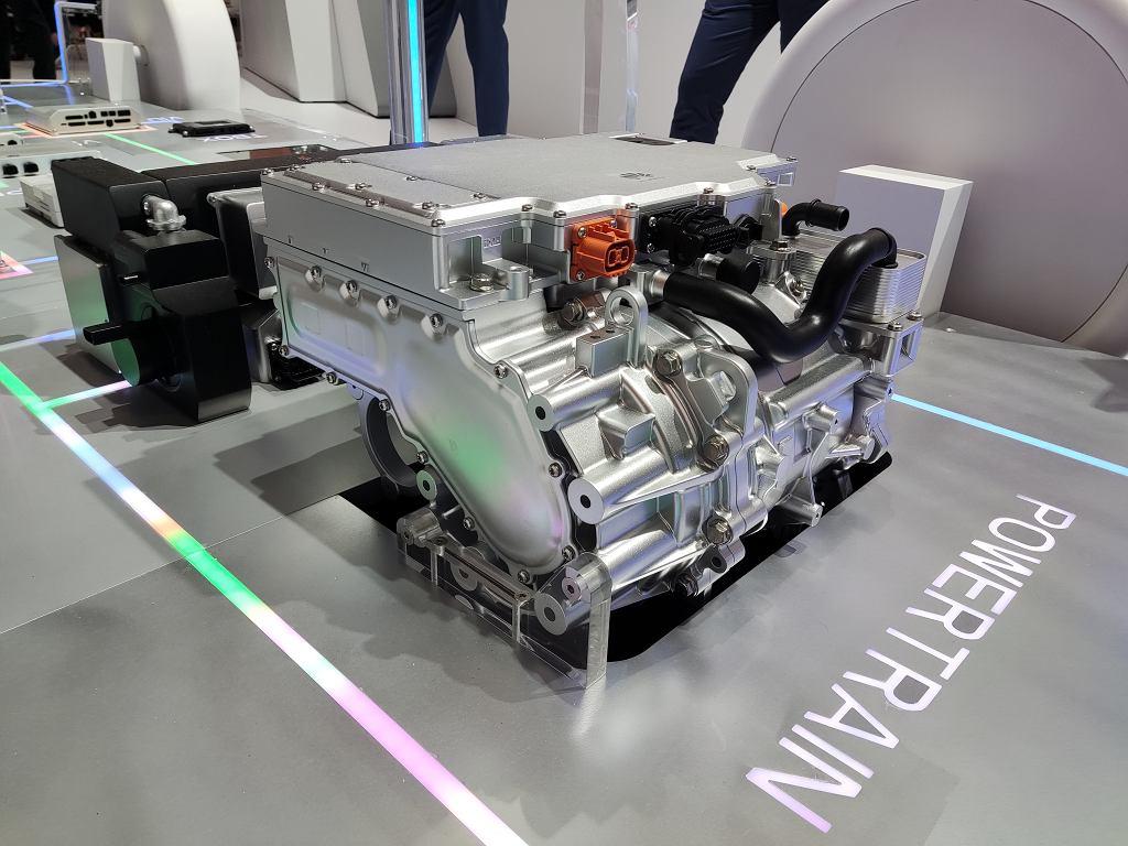 Elementy składowe systemu Autonomous Driving Solution (ADS) opracowanego przez Huawei