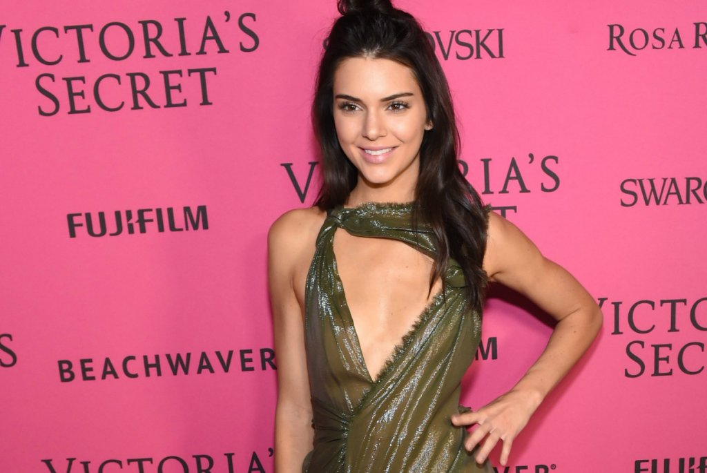 Pokaz Victoria' Secret 2015, afterparty: Kendall Jenner