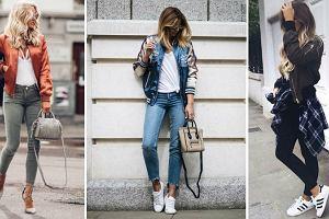 Kurtka bomber - modny wybór na chłodniejsze dni