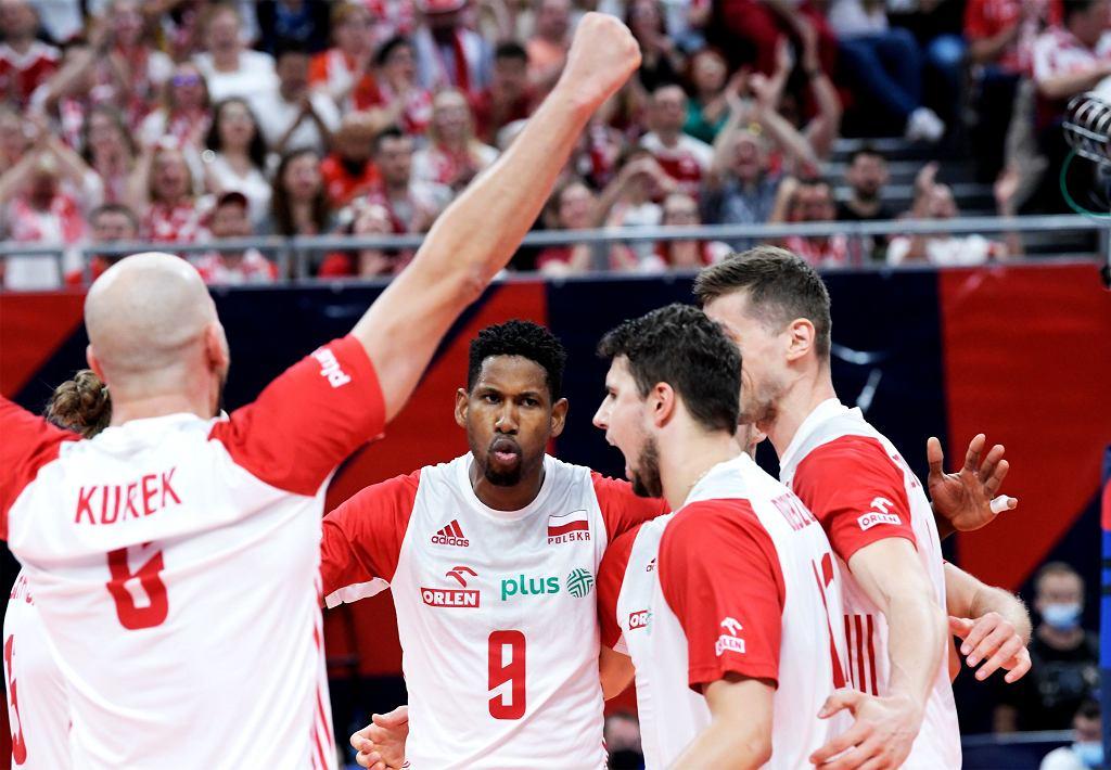 Polska - Rosja ME siatkarzy