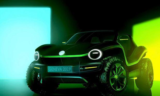 Volkswagen Buggy Geneva