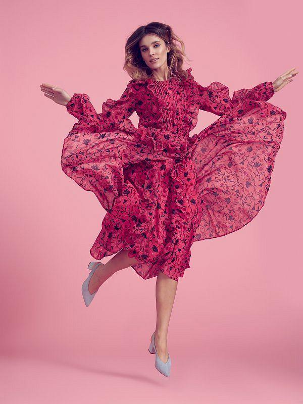 Sukienka z walentynkowej kolekcji Top Secret