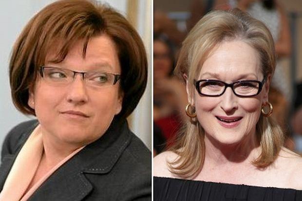 Beata Kempa, Meryl Streep