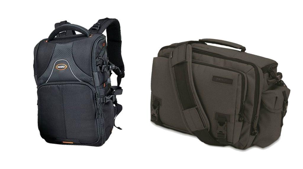 Plecak fotograficzny czy torba?