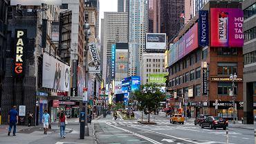 USA. Otwarcie granic dla zaszczepionych turystów już w listopadzie