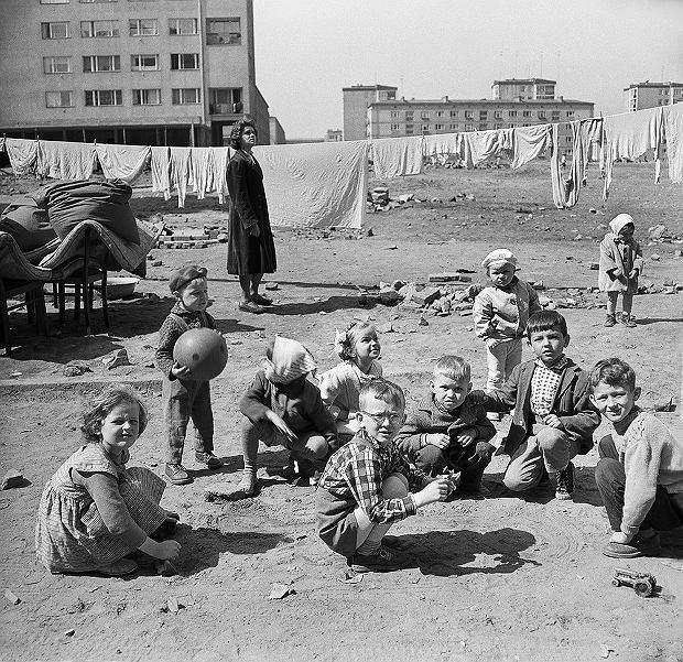 Nowa Huta, 1958
