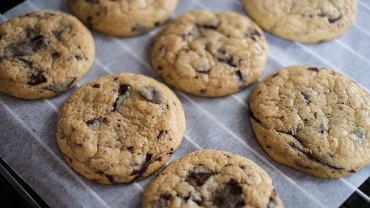 Ciasteczka z czekoladą. Zdj. Ilustracyjne
