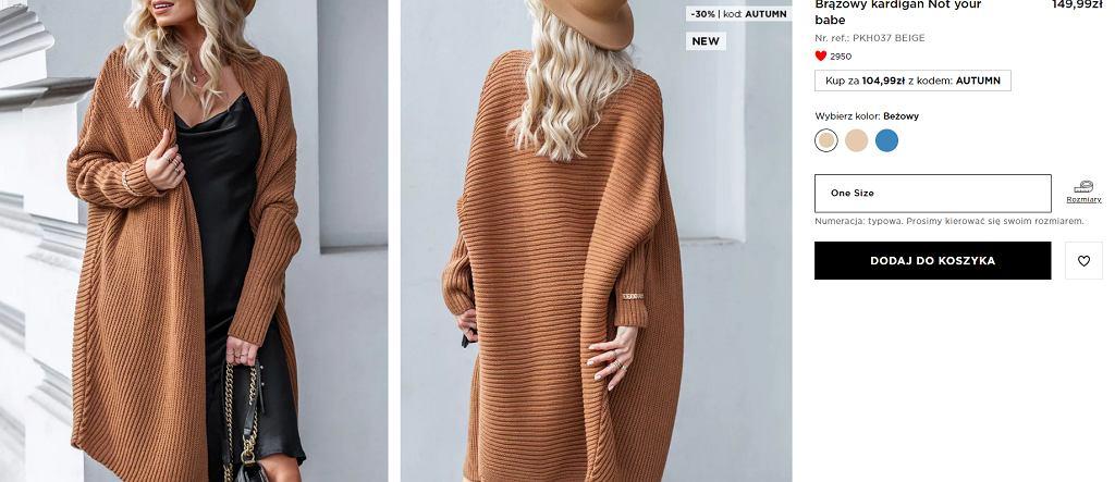 Sweter Deezee