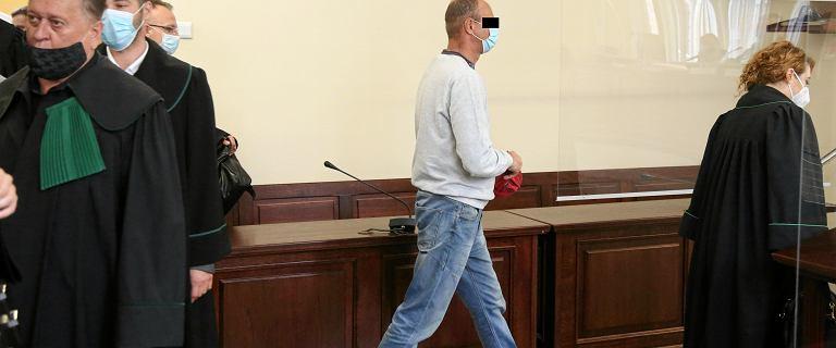 Sprawa kanibali. Skazany mężczyzna zabrał głos po ogłoszeniu wyroku