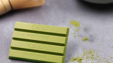 Nestle wprowadza na rynek europejski KitKat Green Tea Matcha