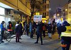 Strajk Kobiet: policja poluje na nieletnich demonstrantów