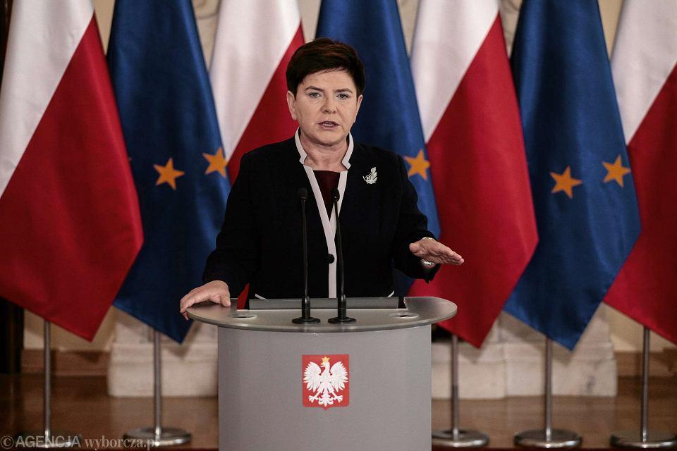 Prezes Kaczyński i premier Szydło postulują, by po Brexicie Europa była wspólnotą suwerennych państw