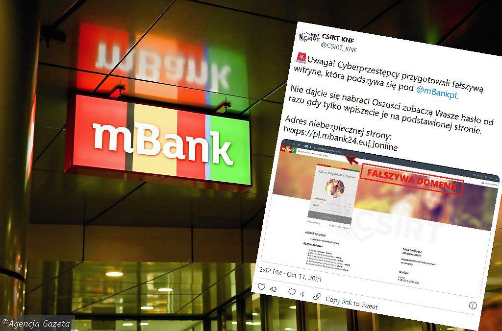 mBank (zdjęcie ilustracyjne)