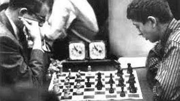 Bobby Fischer i Donald Byrne