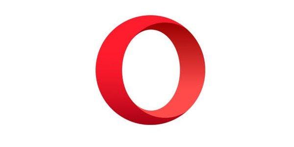 Opera - nowe logo