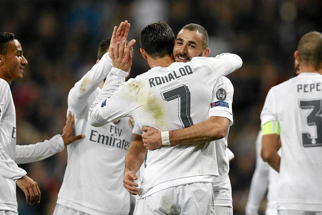 Karim Benzema i Ronaldo