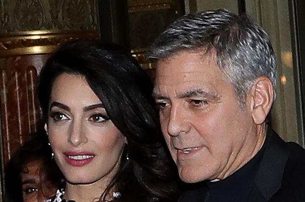Selena gomez randki george clooney
