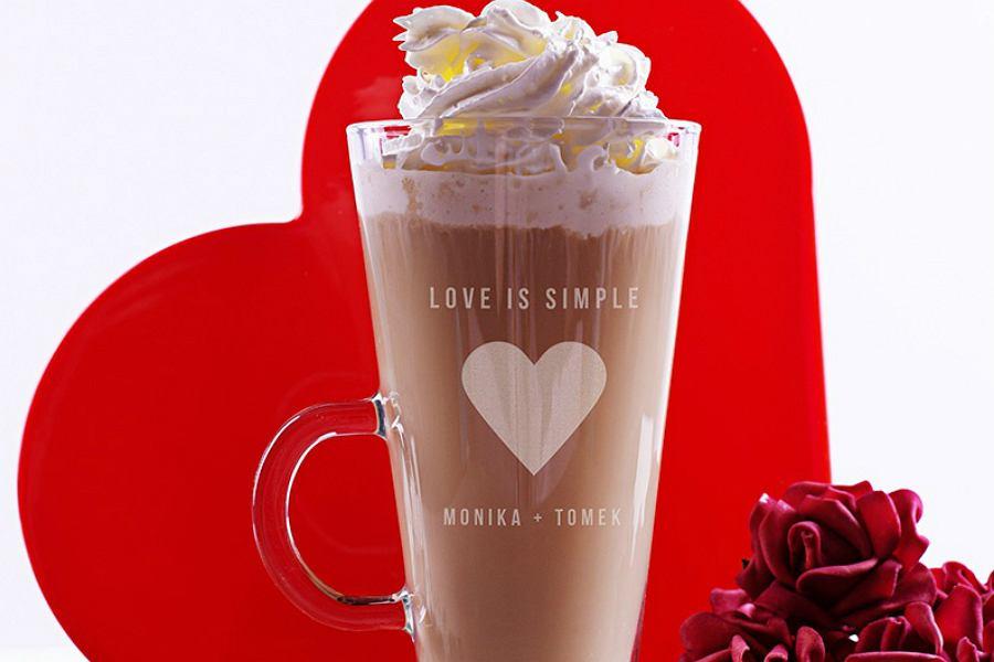 Szklanka do latte