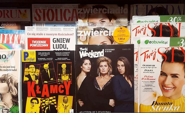 Ostatni numer 'Twojego Weekendu' w kiosku