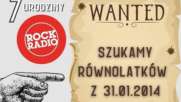7 latki rock radia