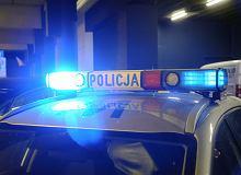 Policyjny pościg, zakaz prowadzenia pojazdów, kolizja z radiowozem, a w portfelu narkotyki
